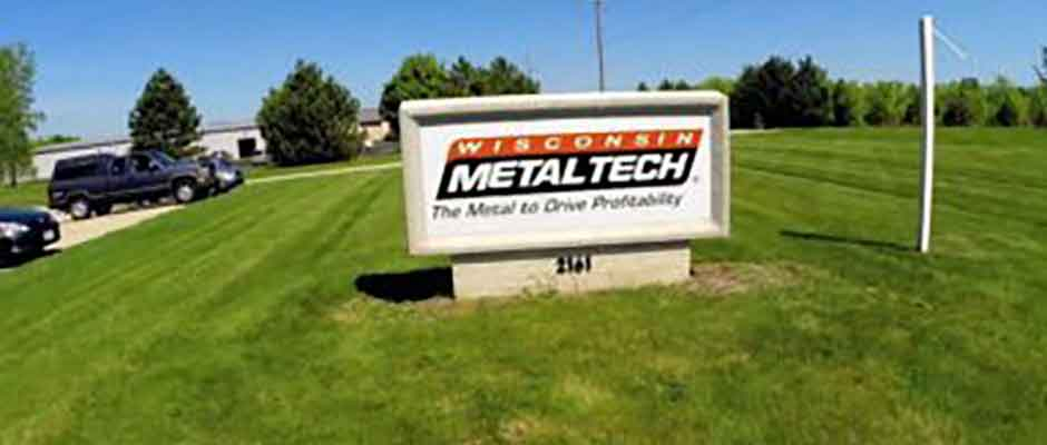 Wisconsin Metal Tech Celebrates 25 Years of Excellence