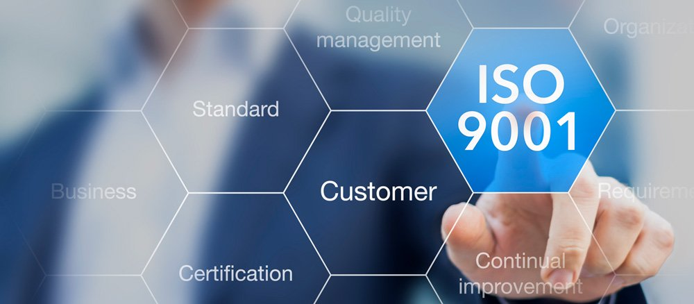 Is your Machine Shop ISO 9001 Certified?