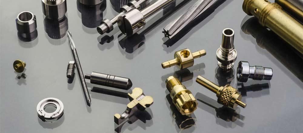 swiss machining parts