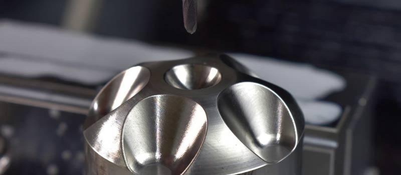 cnc machined titanium
