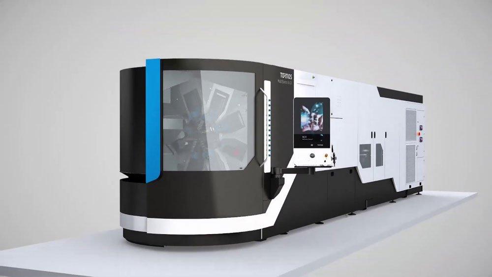 industrial cnc manufacturing machine