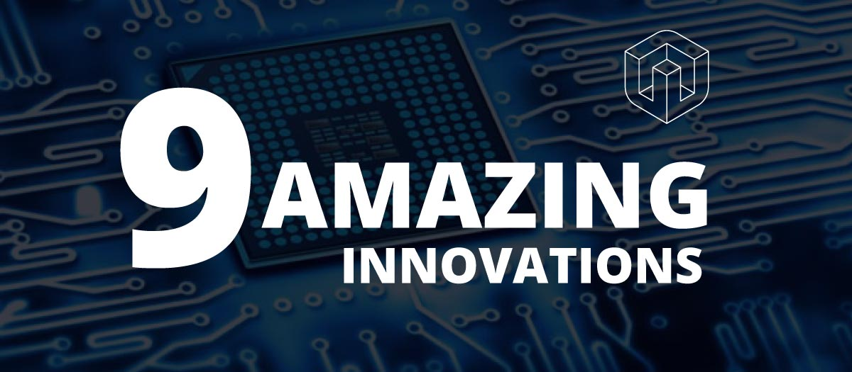 9 amzing innovations