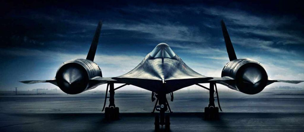 Titanium and the SR-71