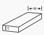 wisconsin-flat-bars